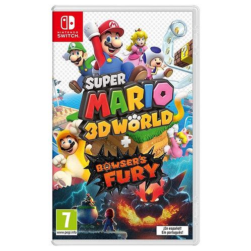 Super Mario 3D World Bowser's