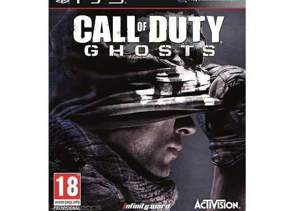 Call of Duty Ghosts para PS3 (DESTAPADO)