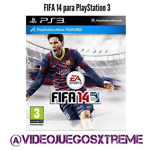 FIFA 14 para PS3 (DESTAPADO)