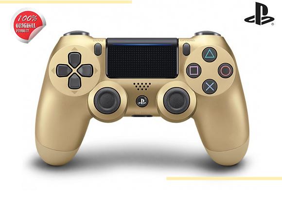 CONTROL PS4 DORADO