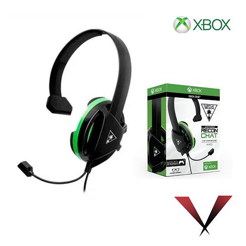 Diadema Recond Chat Xbox