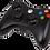 Thumbnail: Control Negro Xbox 360 Inalámbrico