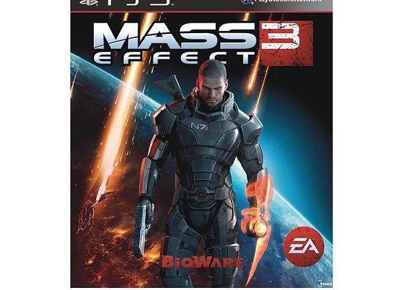 Mass Effect 3 para PS3 (DESTAPADO)