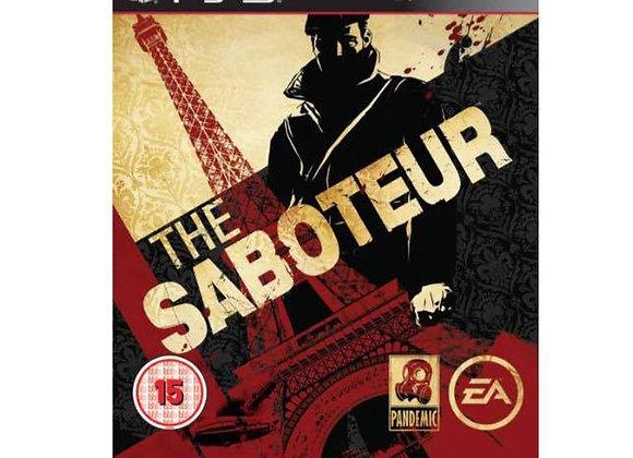The SABOTEUR para PS3 (DESTAPADO)