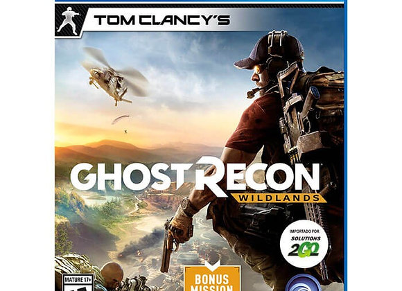 GHOST RECOND WINDLANDS PS4