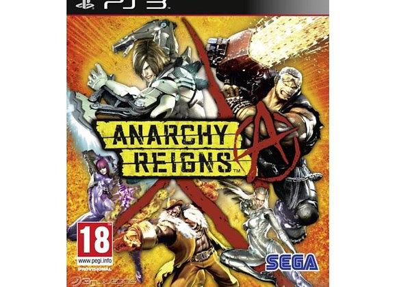 ANARCHY REIGNS para PS3 (DESTAPADO)