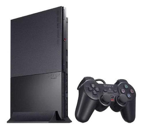 Play Station 2 - 64 GB+20 Juegos + 2 controles