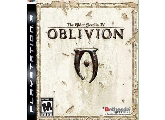 The Gelder Scroll, OBLIVION PS3 (DESTAPADO)