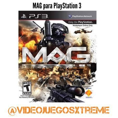 MAG para PS3