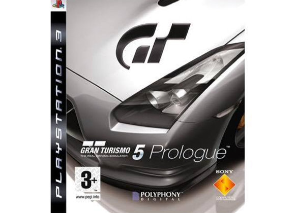 Gran Turismo 5 Prologue para PS3 (DESTAPADO)