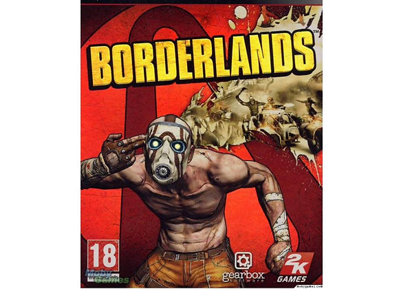 BODERLANDS para PlayStation 3 (DESTAPADO)