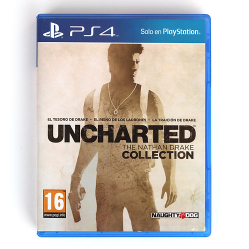 Uncharted colection