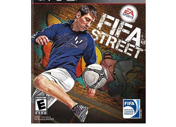FIFA STREET para PS3 (DESTAPADO)
