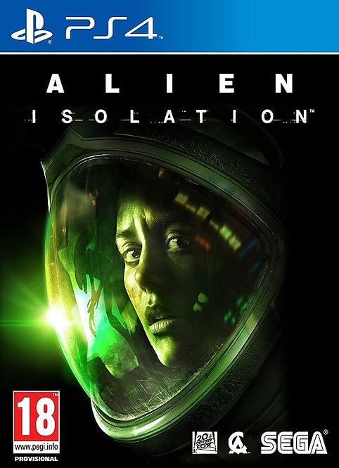 ALIEN INSOLATION PS4