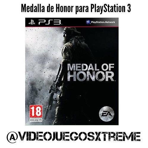 Medalla de Honor para PlayStation (DESTAPADO)