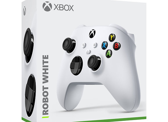 CONTROL ROBOT WHITE XBOX SERIES