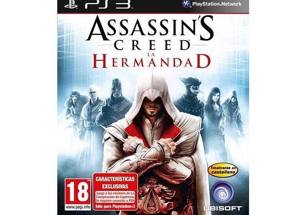 Assassin's Creed La Hermandad para PS3