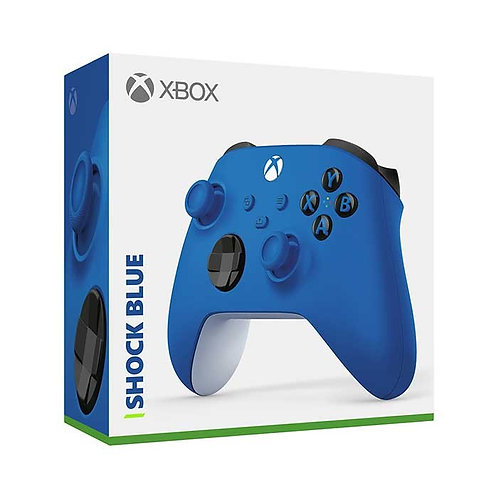 CONTROL SHOCK BLUE XBOX SERIES