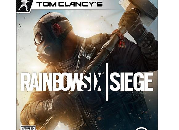 Tom Clancy's Rainbow Six Siege PS4 (DESTAPADO)