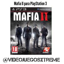 Mafia II para PS3 (DESTAPADO)
