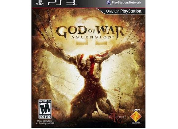 God of War Ascension para PS3 (DESTAPADO)