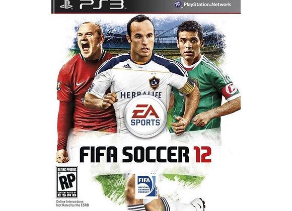FIFA 12 para PS3 (DESTAPADO)