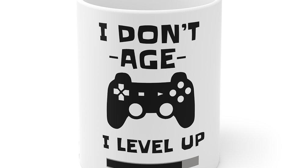 I DONT AGE Mug 11oz