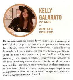 Kelly Galarato