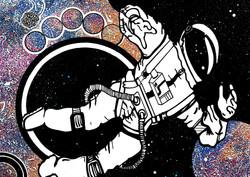 Dans L'Univers