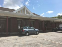 Old Belleville train station