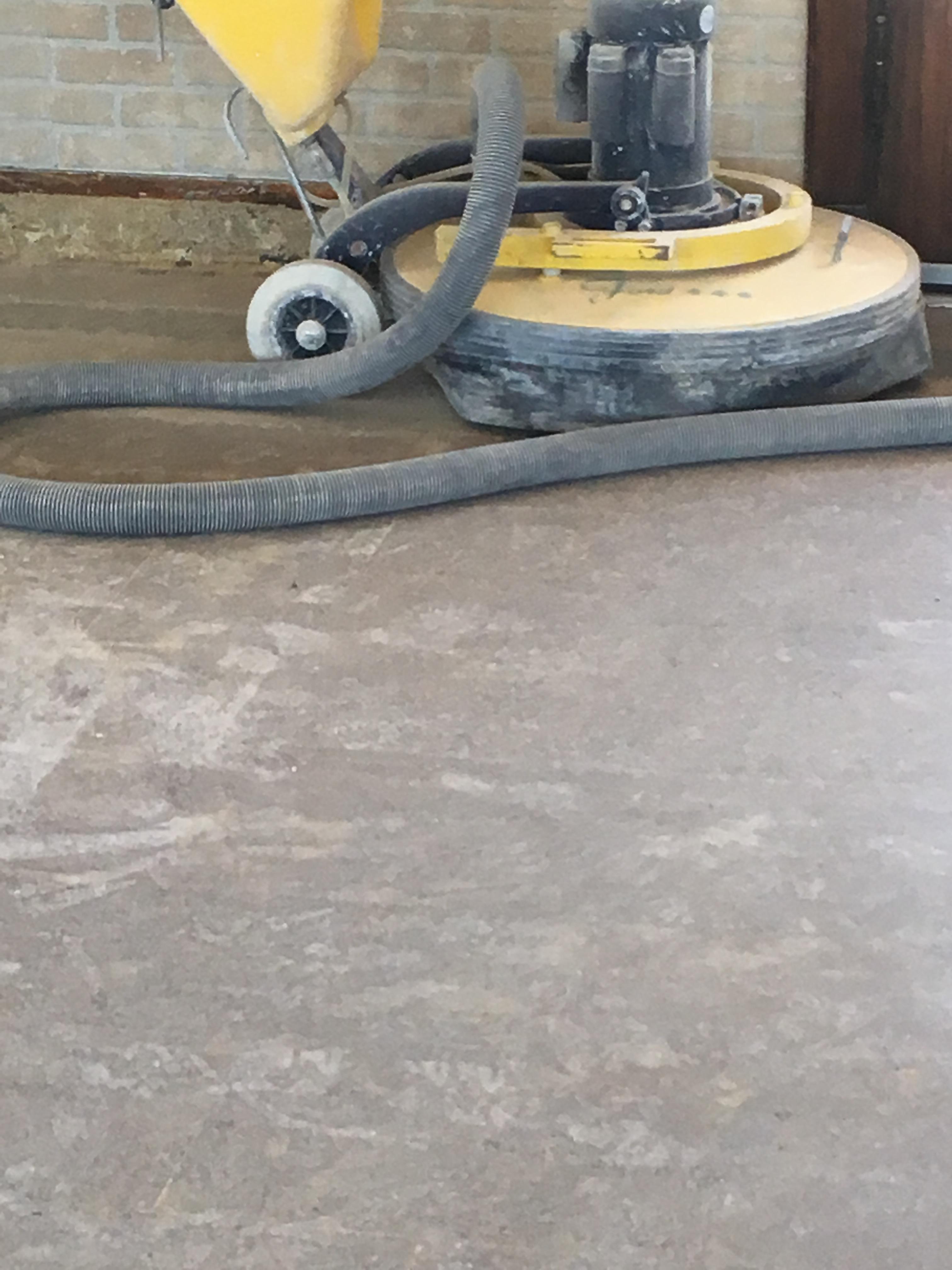 Grinding the Floor