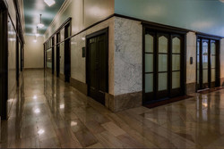3rd Floor Extended Hallway
