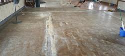 Carpet Glue and Cracks