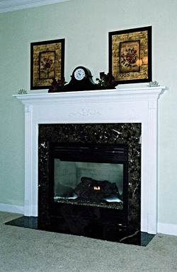 Hearth and Fire Place Surround