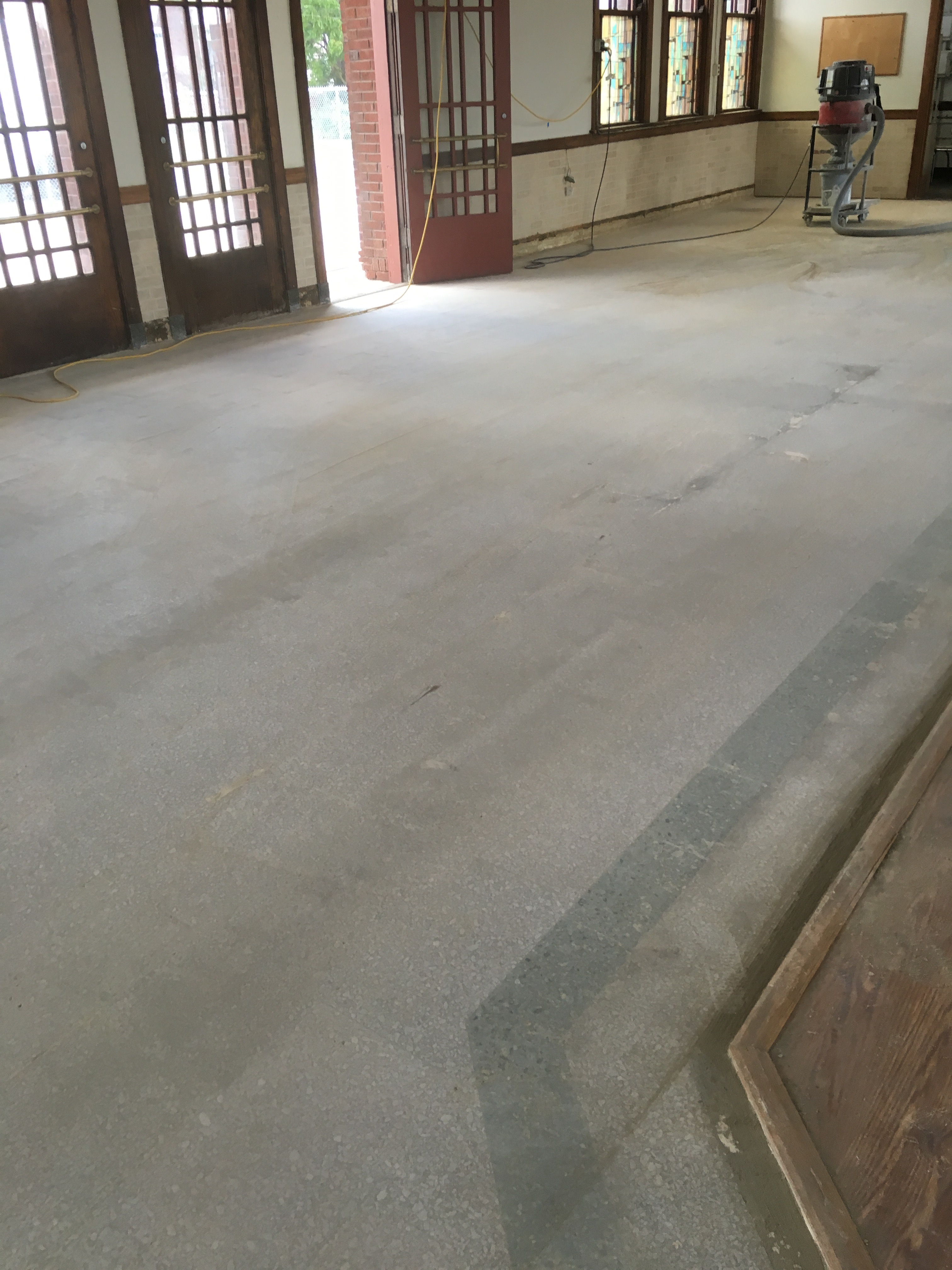 Prepared Floor