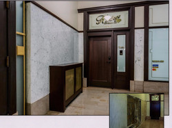 Typical Upper Floor Hallway