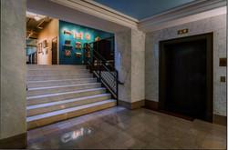 3rd Floor Transition Lobby