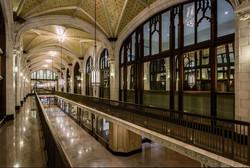 Arcade from Mezzanine