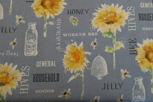 Oh Honey Bee- grey
