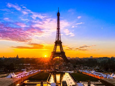 Darkness cannot drive out darkness – Paris, France