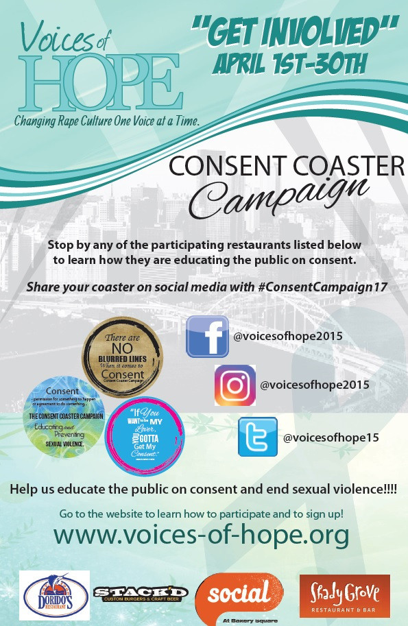 Consent Campaign Poster