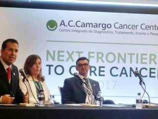 Médico da Cardio&Saúde participa do Next Frontiers to Cure Cancer