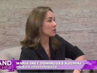 Na Mídia | Confira a entrevista sobre hepatites virais na Band TV