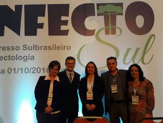 Congresso Sul-Brasileiro de infectologia contou com nomes de peso do cenário nacional