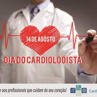 14 de agosto | Dia do Cardiologista