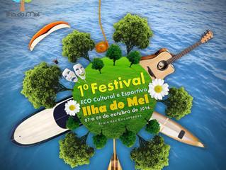1º Festival ECO Cultural e Esportivo da Ilha do Mel