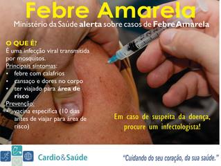 Infectologia em Curitiba | Previna-se contra a Febre Amarela