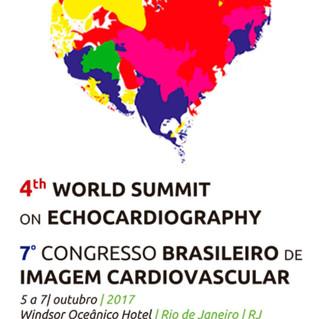 Evento no Rio de Janeiro reúne especialistas em imagem cardiovascular