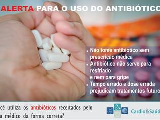 Você utiliza os antibióticos receitados pelo seu médico da forma correta?