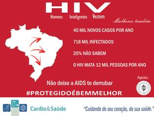 Infectologia em Curitiba | O HIV continua matando 120 mil pessoas por ano
